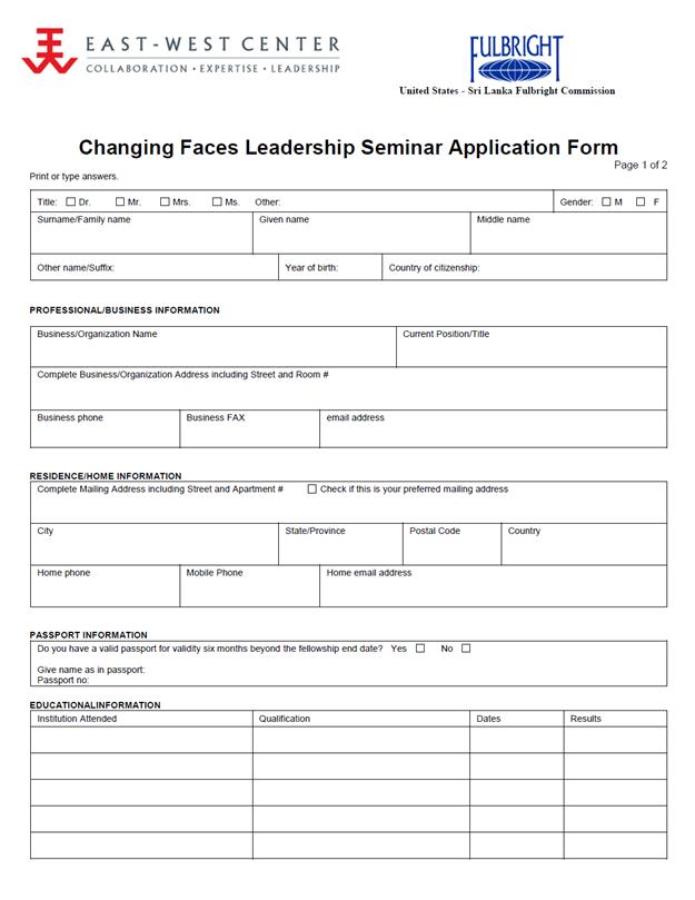 Sri lanka forex association membership form