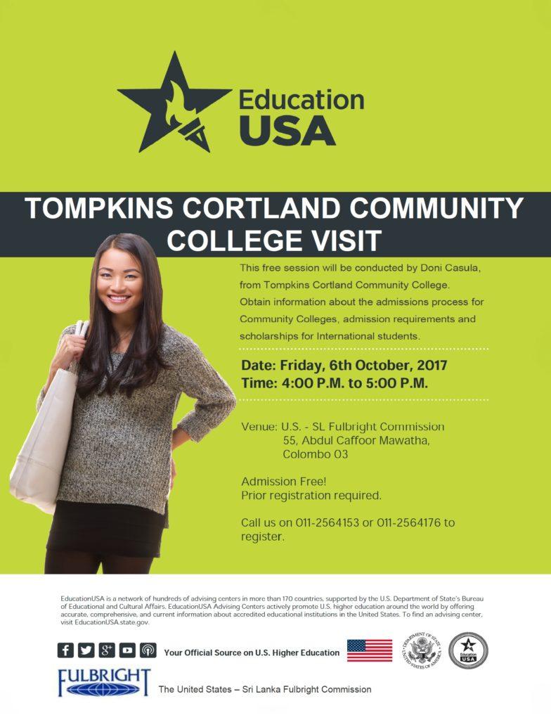 Tompkins Cortland Community College - Flyer JPEG